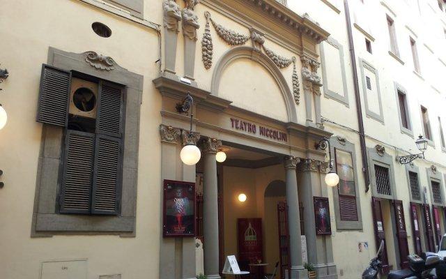 Отель Appartamento Duomo вид на фасад