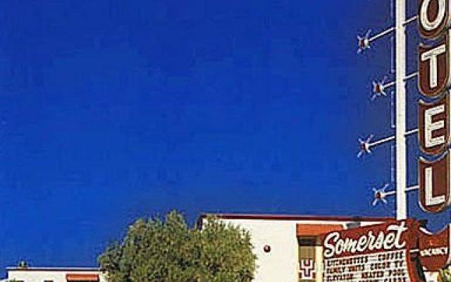 Отель Somerset House Motel - geschlossen США, Лас-Вегас - отзывы, цены и фото номеров - забронировать отель Somerset House Motel - geschlossen онлайн