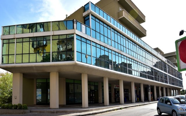 Отель B&B Del Centro Италия, Агридженто - отзывы, цены и фото номеров - забронировать отель B&B Del Centro онлайн вид на фасад