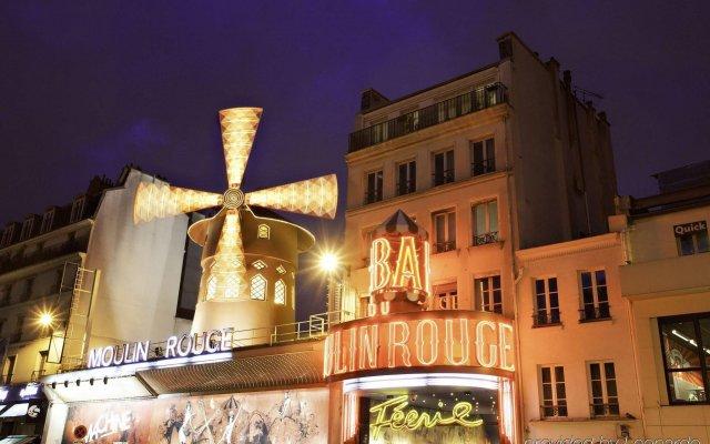 Le Chat Noir Design Hotel вид на фасад
