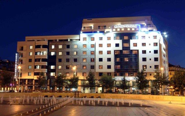 Hotel Mundial вид на фасад