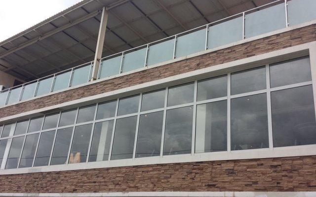 Отель Capital Inn Ibadan вид на фасад