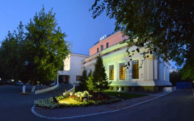 Гостиница Акку Казахстан, Нур-Султан - отзывы, цены и фото номеров - забронировать гостиницу Акку онлайн вид на фасад