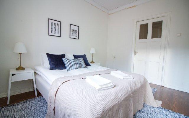 Апартаменты 2ndhomes Helsinki Fabianinkatu Apartment комната для гостей