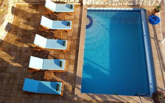 Kalkan Village Турция, Патара - отзывы, цены и фото номеров - забронировать отель Kalkan Village онлайн вид на фасад