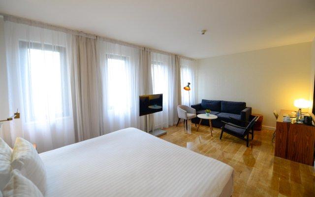 Occidental Pera Istanbul Турция, Стамбул - 2 отзыва об отеле, цены и фото номеров - забронировать отель Occidental Pera Istanbul онлайн комната для гостей