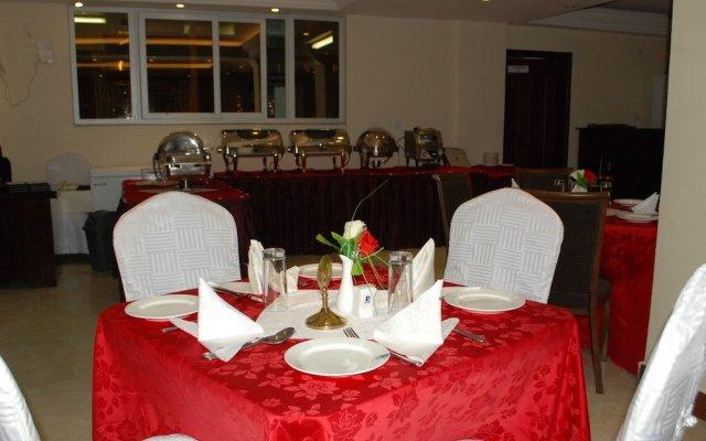 Desta International Hotel