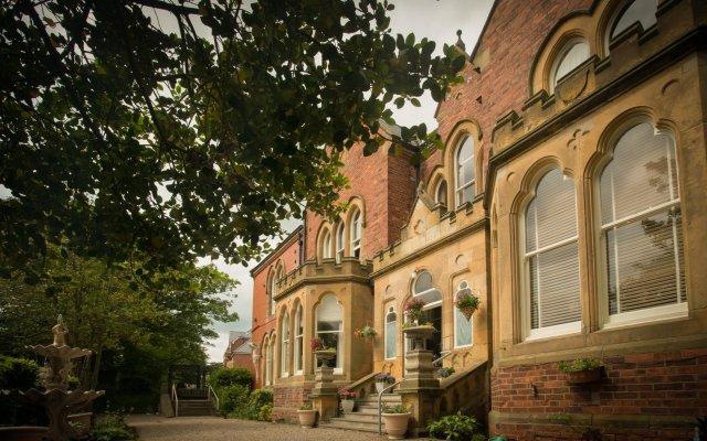 Отель Brockley Hall Hotel Великобритания, Солтберн-бай-зе-Си - отзывы, цены и фото номеров - забронировать отель Brockley Hall Hotel онлайн вид на фасад