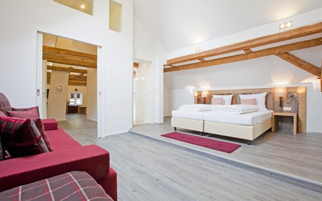 Отель WEICHANDHOF Мюнхен комната для гостей