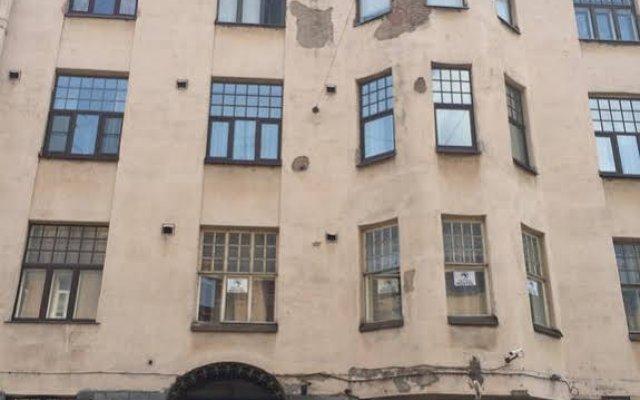 Гостиница Right Place na Kovenskom вид на фасад