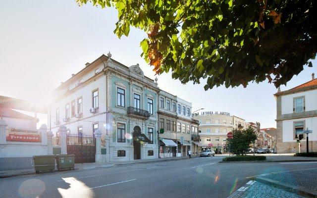 The Rex Hotel вид на фасад