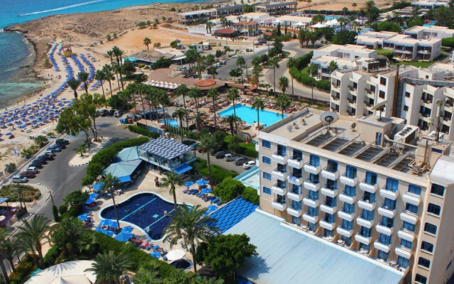 Anonymous Beach Hotel - Adults Only in Ayia Napa, Cyprus from 87$, photos, reviews - zenhotels.com hotel front