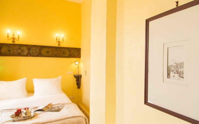 Отель Dar El Kébira Марокко, Рабат - отзывы, цены и фото номеров - забронировать отель Dar El Kébira онлайн комната для гостей