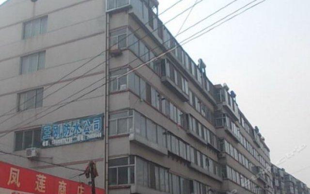 Отель 重庆美雅苑宾馆 вид на фасад