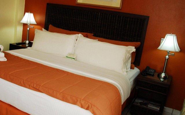 Отель Aparthotel Guijarros комната для гостей