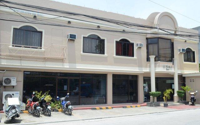 Отель El Portal Inn Филиппины, Тагбиларан - отзывы, цены и фото номеров - забронировать отель El Portal Inn онлайн вид на фасад