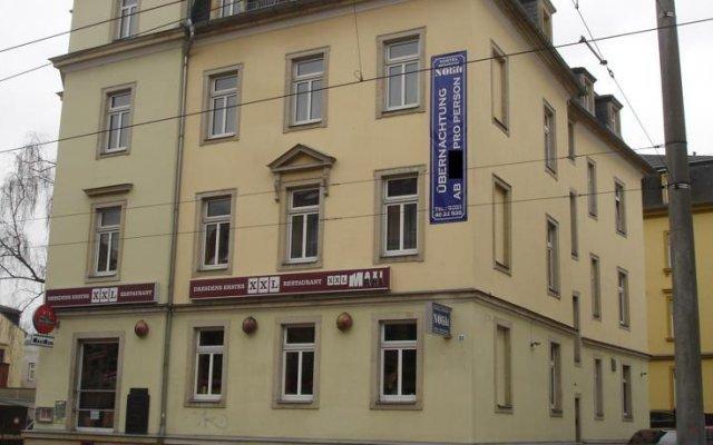Отель Hostel & Pension NOlift Германия, Дрезден - отзывы, цены и фото номеров - забронировать отель Hostel & Pension NOlift онлайн вид на фасад