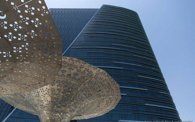Отель Rosewood Abu Dhabi вид на фасад