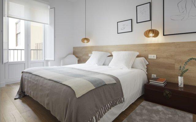 Отель Miramon by FeelFree Rentals Испания, Сан-Себастьян - отзывы, цены и фото номеров - забронировать отель Miramon by FeelFree Rentals онлайн комната для гостей