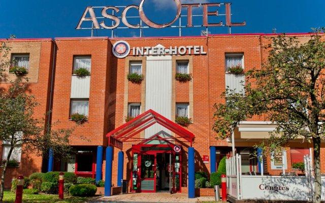 Hotel The Originals Lille Est Grand Stade Ascotel (ex Inter-Hotel) 0