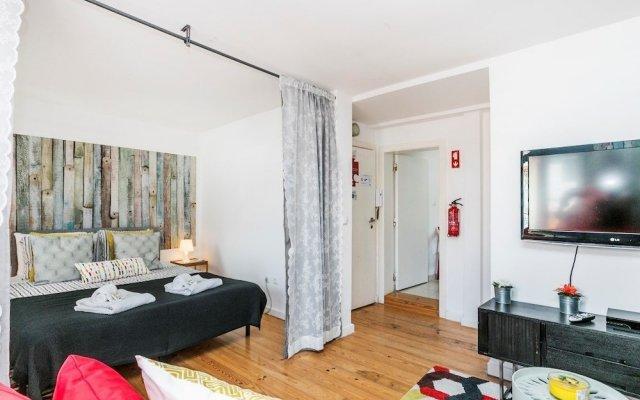 Апартаменты LxWay Apartments Alfama - Beco dos Lóios комната для гостей