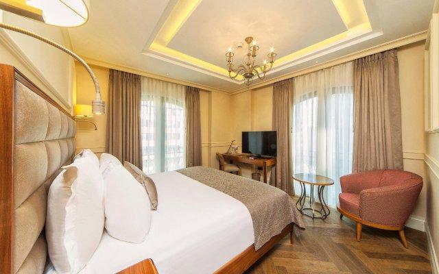 Morione Hotel & Spa Center Турция, Стамбул - 1 отзыв об отеле, цены и фото номеров - забронировать отель Morione Hotel & Spa Center онлайн комната для гостей