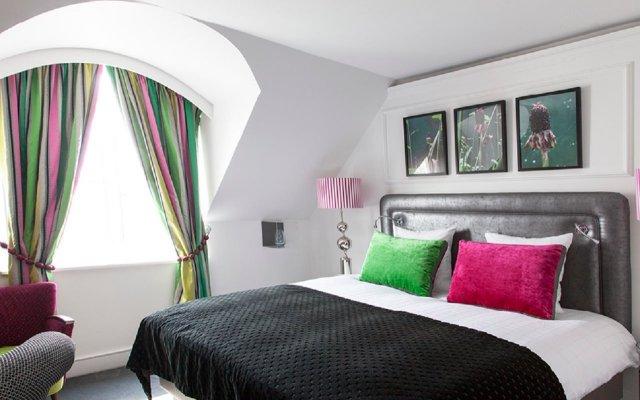 Отель Absalon Hotel Дания, Копенгаген - 1 отзыв об отеле, цены и фото номеров - забронировать отель Absalon Hotel онлайн вид на фасад