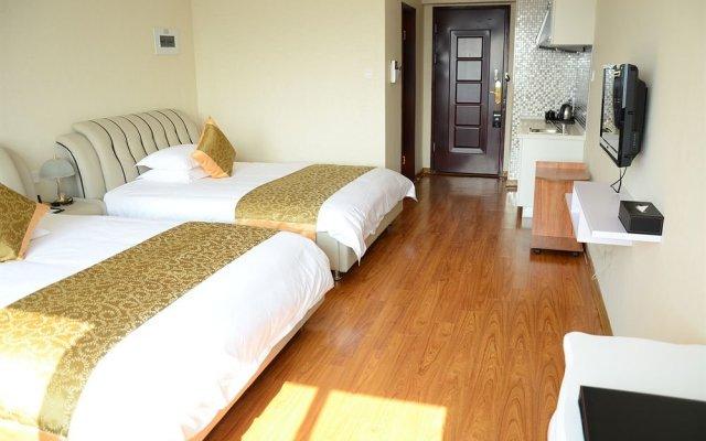 Отель Xiamen Sweetome Vacation Rentals (Wanda Plaza) Китай, Сямынь - отзывы, цены и фото номеров - забронировать отель Xiamen Sweetome Vacation Rentals (Wanda Plaza) онлайн комната для гостей