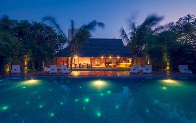 Отель Pledge 3 Шри-Ланка, Негомбо - отзывы, цены и фото номеров - забронировать отель Pledge 3 онлайн вид на фасад