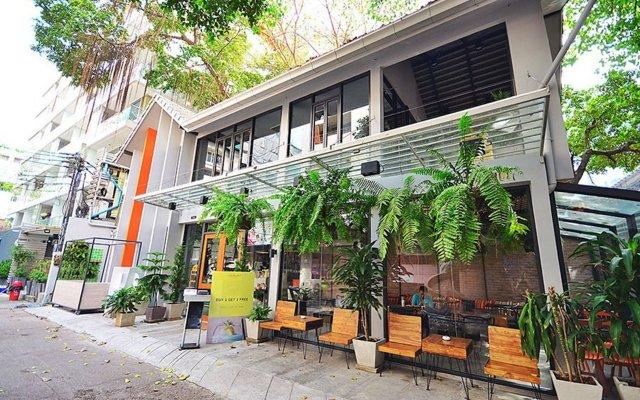 Отель The Heritage Hotels Bangkok вид на фасад
