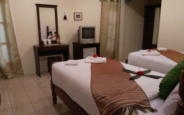 Отель Lanta Whiterock Resort Старая часть Ланты комната для гостей