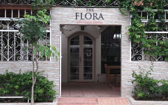 The Flora Boutique Hotel вид на фасад