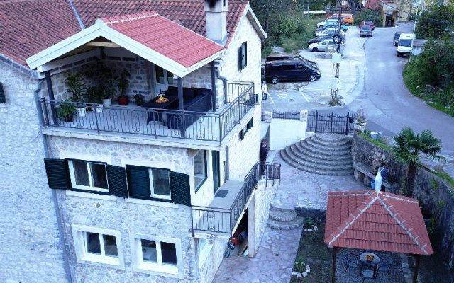 Отель Holiday Home Andrea вид на фасад