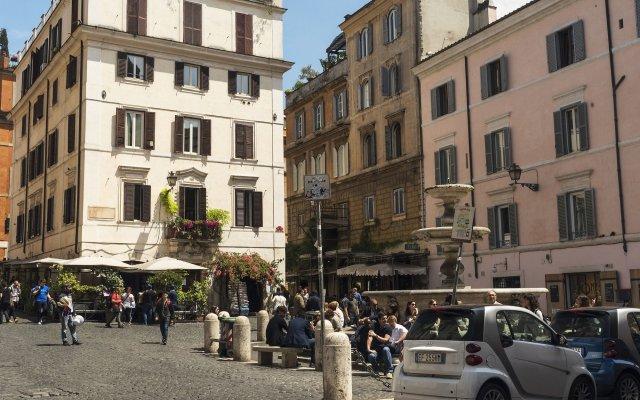 Отель Vaticano Julia Luxury Rooms