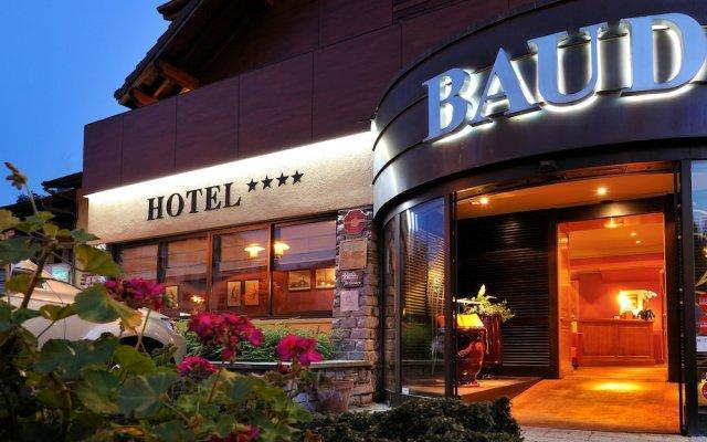 Отель Baud Hôtel Restaurant вид на фасад