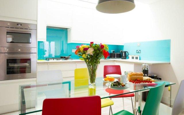 Super central flats in Euston