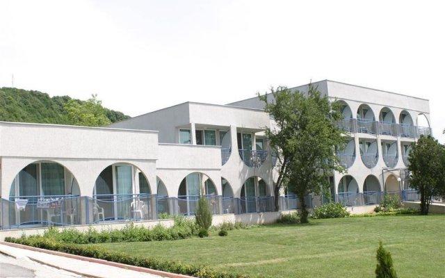 Отель White Lagoon Болгария, Балчик - отзывы, цены и фото номеров - забронировать отель White Lagoon онлайн вид на фасад