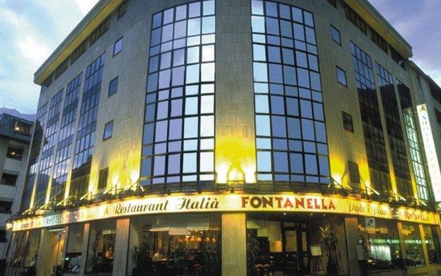 Отель Exe Prisma Hotel Андорра, Эскальдес-Энгордань - отзывы, цены и фото номеров - забронировать отель Exe Prisma Hotel онлайн вид на фасад
