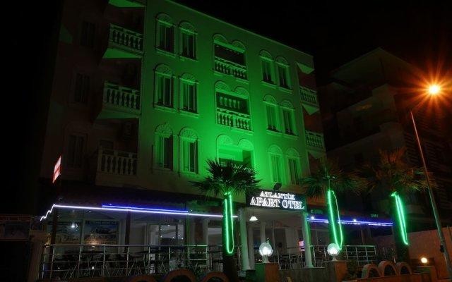 Atlantik Apart Hotel Турция, Алтинкум - отзывы, цены и фото номеров - забронировать отель Atlantik Apart Hotel онлайн вид на фасад