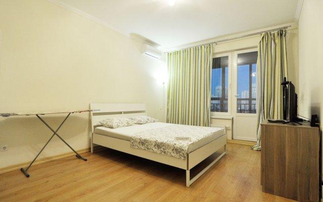 Апартаменты Apartment 482 on Mitinskaya 28 bldg 5 Москва комната для гостей
