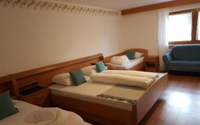 Отель Almhotel Bergerhof Сарентино комната для гостей