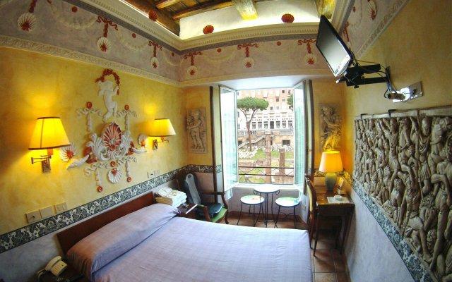 Hotel Barrett комната для гостей
