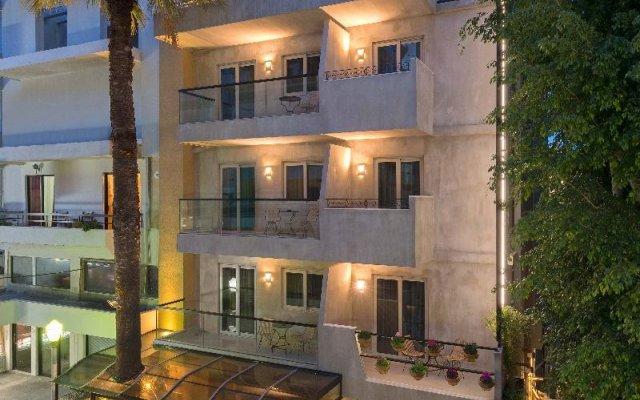 Отель Elakati Luxury Boutique - Hotel Adults Only Греция, Родос - отзывы, цены и фото номеров - забронировать отель Elakati Luxury Boutique - Hotel Adults Only онлайн вид на фасад