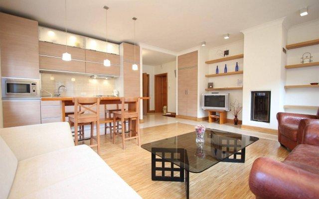 Апартаменты Capital Apartments - Old Town комната для гостей