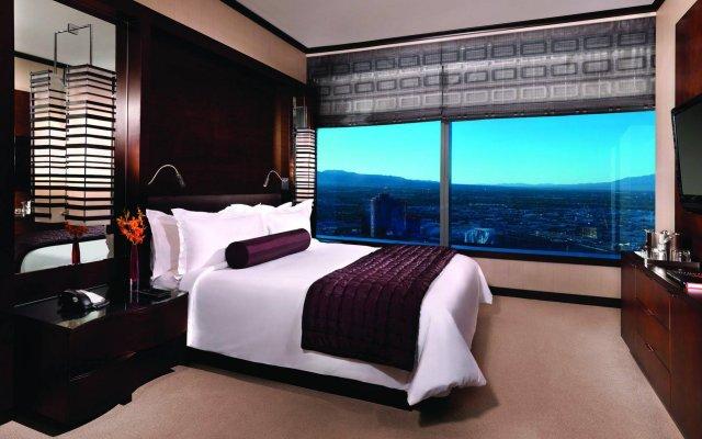 Vdara Hotel & Spa at ARIA Las Vegas комната для гостей