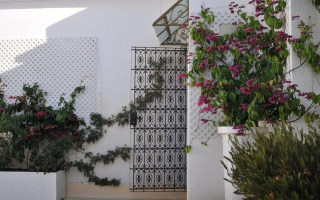 Отель Dar Slama Марокко, Танжер - отзывы, цены и фото номеров - забронировать отель Dar Slama онлайн вид на фасад