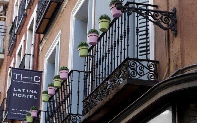 thc latina hostel madrid spain zenhotels rh zenhotels com