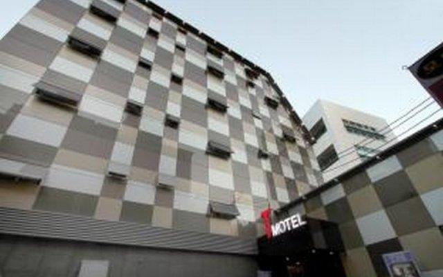T Hotel Jongno Seoul вид на фасад