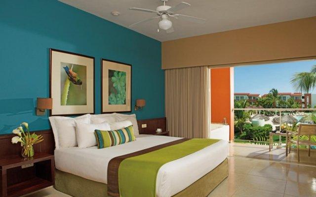 Отель Now Garden Punta Cana All Inclusive Доминикана, Пунта Кана - 1 отзыв об отеле, цены и фото номеров - забронировать отель Now Garden Punta Cana All Inclusive онлайн комната для гостей
