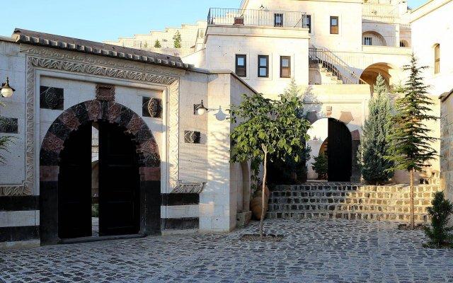 Cappadocia Estates Hotel вид на фасад